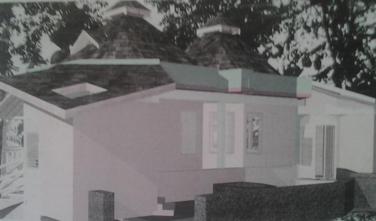 Bariteau Inn Typ. duplex view