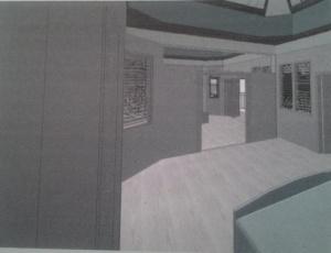 Bariteau Inn Typ. int. guest room